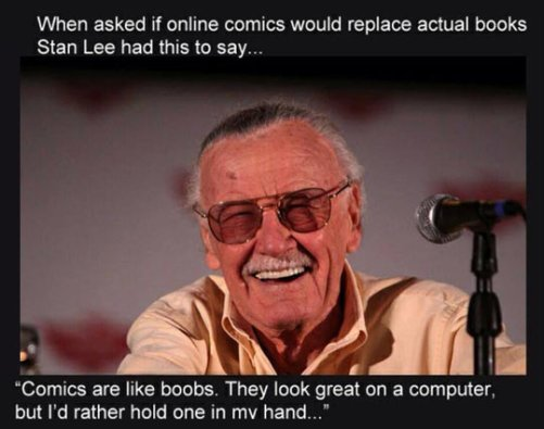 funny-Stan-Lee-comic-books-online